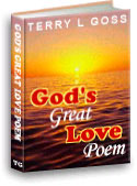 God's Great Love Poem Ebook